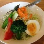 木野珈琲 - 野菜サラダ