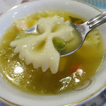 51909593 - ソパ・デ・ポジョ(Sopa de Pollo)