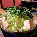 博多もつ鍋 KINGYO - 料理写真:博多もつ鍋 醤油(2人前)