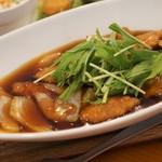 胡食 - 酢豚