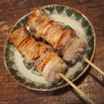 やきとり i-shi - み もも肉(塩)