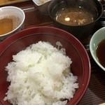 51912859 - 天ぷら定食