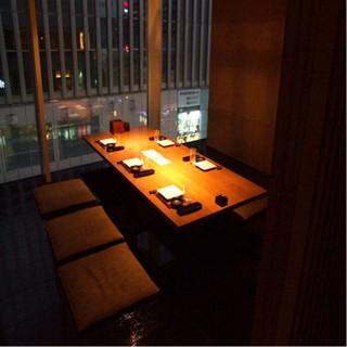 ◆優雅な個室全12部屋&最大30名様まで対応◆
