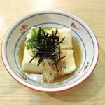 梅田産直市場 - 揚げだし豆腐