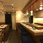 誠寿司 - ご宴会にも最適なテーブル席は10席