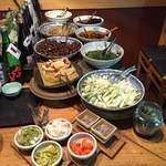 魚可祝 - ランチ惣菜バイキング