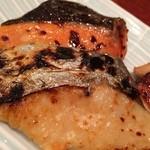 51919858 - さわらの粕漬と鮭の味噌漬け