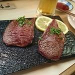 大市寿司 - ミスジ!ちょっとしたコースのお肉くらいあるよ!