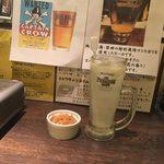 浜焼酒場 トロハチ - torohachi:ドリンク