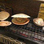 浜焼酒場 トロハチ - torohachi:料理