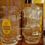 江戸村 - 2016.05 お替りのナカ、1杯目と2杯目