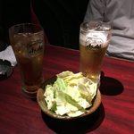 肉バル GABURI - gaburi:お通し