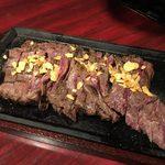 肉バル GABURI - gaburi:牛ハラミポンドステーキ400g
