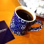 クルックス カフェオ ヨーロピアンリゾートカフェ - 本日のコーヒー