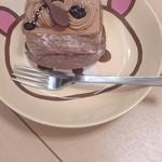 51925985 - チョコレートケーキ