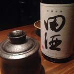 51929358 - 久々の田酒は美味しかったな〜。