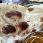 インド料理レストラン ミラン - ナン
