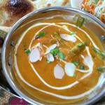 インド料理レストラン ミラン - ベジタブルカレー