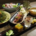 和創dining 和ん - 【ご予約制ランチ】贅沢御膳※ドリンク・デザート付き