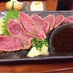 くいしんぼ - 和牛たたき