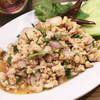 鶏ひき肉の辛味ハーブ和え:ラープ・ガイ