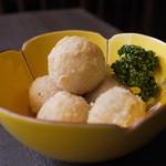 和創dining 和ん - 里芋のほっこり揚げ