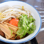 ふく利 - 徳島丼