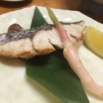 弥七 - にべの塩焼き