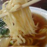 ばんげ屋食堂 - 美味しい麺