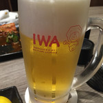 焼肉IWA -
