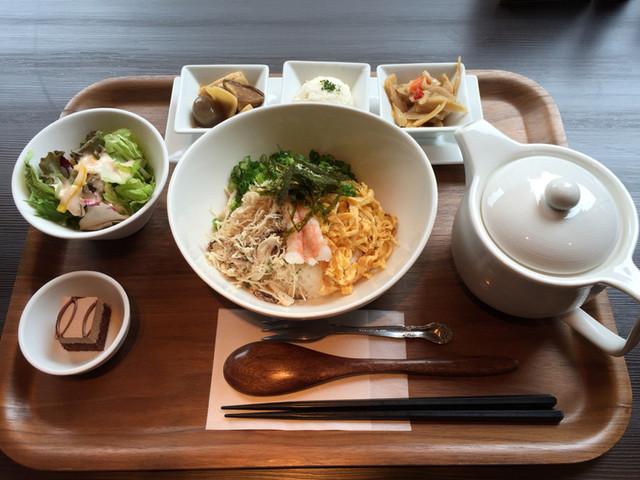 ハナンカフェ - 鶏飯ランチ900円(税込)