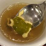 紅宝石 - スープ