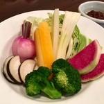 うお吉 - 鎌倉野菜スティック!