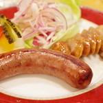 hayari - サッチクローコー、家常香腸