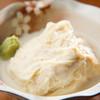湯葉のクリーミー豆腐