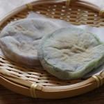 矢立茶屋  - 料理写真:焼き餅