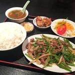51937743 - 青椒肉絲定食¥880
