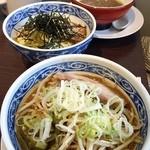 51937831 - 味噌ラーメン&つけ麺