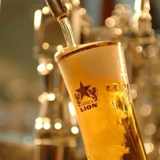 """爽やかな喉越しの、シルクのような""""泡""""にこだわる生ビール"""