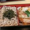 黒潮庵 - 料理写真:2016.6 カツ丼ソバセット