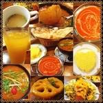 51939425 - 2日ぶりに来ちゃった◝(⁰▿⁰)◜今日はスープカリーとサフランライスにした、野菜がゴロゴロおいちかったよん(•͈⌔•͈⑅)♡