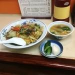 51940940 - 中華丼全景。