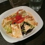grow - 豆腐サラダ