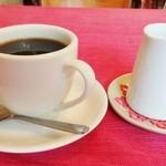 ル・カフェ - ブレンドコーヒー 400円