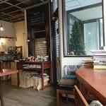 板東珈琲 - 店内