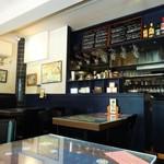 ブリティッシュ インディアン カフェ1930 - 店内