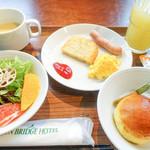 今津サンブリッジホテル - 料理写真:朝食