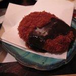 和洋割烹 竹泉 - お肉屋さんのコロッケ