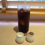 幸せのパンケーキ - アイスコーヒー(セットで100円引き)