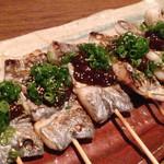 51951825 - 太刀魚、これ美味しい!